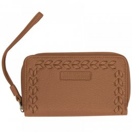 Billabong MOONLIT EXIT Wallet Geldbörse Womens Dessert Brown