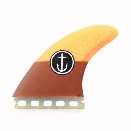 Captain Fin CF-Medium Tri Fin Set Future Fin (L)