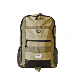 Captain Fin Rucksack Pack Mule Cinch Top Bag Olive