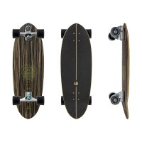 Carver Haedron No.3 Complete C7 Raw Longboard Komplettboard
