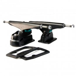 Carver Truck Set C7 FRONT C2 Back 6.5 Black