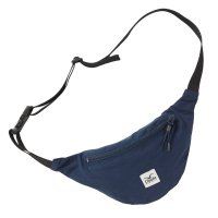 Cleptomanicx Gürteltasche C.I. Patch Dark Navy