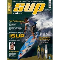 Delius Klasing STAND UP PADDLING BOOKAZINE