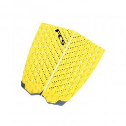 FCS Tail Pad T-2 Surf Traction Taxi Cab Yellow
