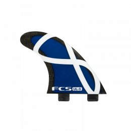 FCS UL-5 BLUE Tri Fin Set (M)