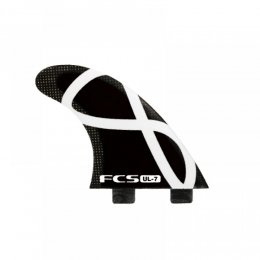 FCS UL-7 BLACK Tri Fin Set (L)