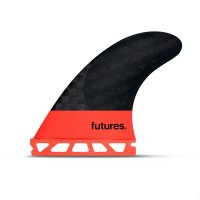 Future Fins Black Stix 3.0  JC1 Tri-Fin Carbon Honey Comp