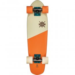 Globe Blazer Cruiserboard Blazing Orange Creme