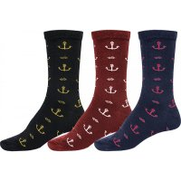 Globe Deluxe Socks Socken Cross Bones