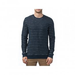 Globe Flasher Sweater Navy