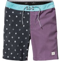 Globe Keele 20 Bordshort Dusty Eggplant
