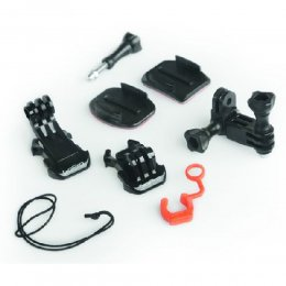 GoPro GRAB BAG of Mounts Adapterset zur Klebebefestigung