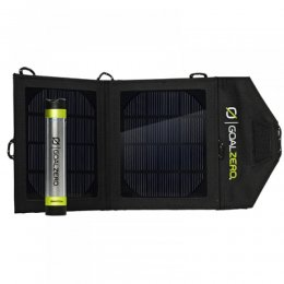 Goal Zero SWITCH 8 Powerpack Solar Kit