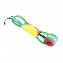 Gorilla Surfboard Leash REGULAR 60 Melon