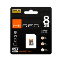 HI REC 8GB Micro SD Card