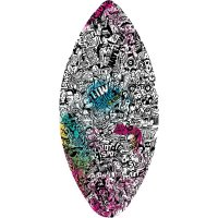 HW-Shapes Hybridskim URBAN SPRAY Skimboard READY TO GO