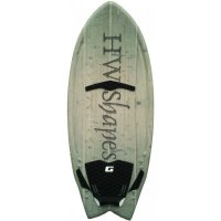 HW-Shapes KITESKIM Kiteskimboard CUSTOM SHAPE