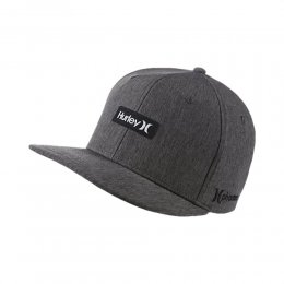 Hurley Cap PHANTOM ONE AND ONLY Dark Grey