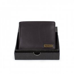Hurley One & Only Wallet Gelbbörse Chocolate