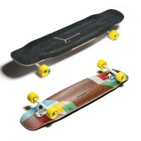 Loaded TESSERACT Longboard Komplettboard