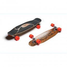 Loaded The Poke Longboard Flex Komplettboard