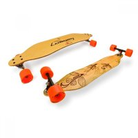 Loaded VANGUARD Longboard Komplettboard
