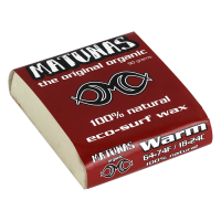 Matunas organic Surf Wax Warm 18°C - 24°C