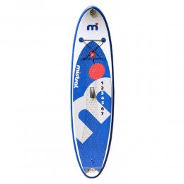 Mistral Wave Surf I-Sup 98 Aufblasbares SUP Testboard