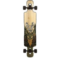 Moonshine COUNTY LINE Longboard Komplettboard Soft/Firm Flex