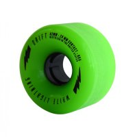 Moonshine Drift Wheels 62mm 80a Green