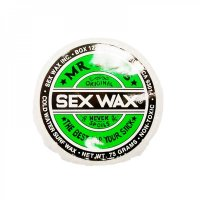 Mr. Zogs Original SEX WAX Surf Wax COLD