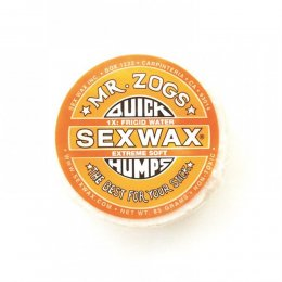 Mr. Zogs SEX WAX QUICK HUMPS 1X Frigid Water (Extreme Soft)
