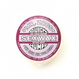 Mr. Zogs SEX WAX QUICK HUMPS 2X Cold Water (Extra Soft)