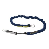 Mystic Kiteboarding Handlepass Leash Neoprene Navy