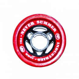 Neversummer INFERNO WHEELS (4er Set) 72mm/78a Red