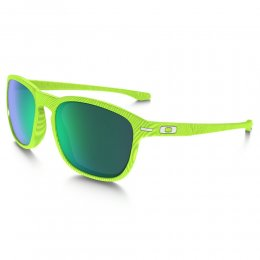 Oakley ENDURO Fingerprint Retina Burn / Jade Iridium