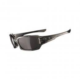 Oakley FIVES SQUARED Sonnenbrille Grey Smoke / Warm Grey