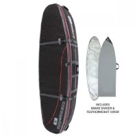Ocean & Earth Boardbag Travel Quad Coffin Shortboard Cover