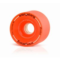 Orangatang 4 PRESIDENT (4er Set) 70mm/80a Orange