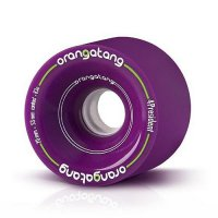 Orangatang 4 PRESIDENT (4er Set) 70mm/83a Purple