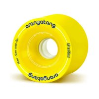 Orangatang 4 PRESIDENT (4er Set) 70mm/86a Yellow