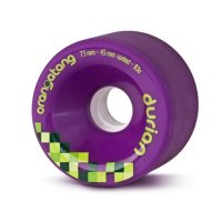 Orangatang DURIAN (4er Set) 75mm/83a Purple