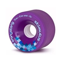 Orangatang STIMULUS (4er Set) 70mm/83a Purple
