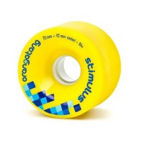 Orangatang STIMULUS (4er Set) 70mm/86a Yellow