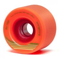 Orangatang THE CAGE (4er Set) 72mm/80a Orange