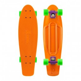 "Penny NICKEL 27"" Skateboard Orange / Purple / Green"