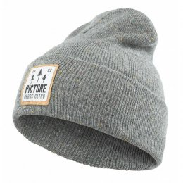 Picture Beanie UNCLE Grey