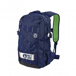 Picture Schooler 2 Backpack Dark Blue