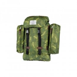Poler THE RUCKSACK Camo/Orange