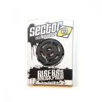 "Sector 9 RISER and SHOCK PADS 1/4"" (Paar)"